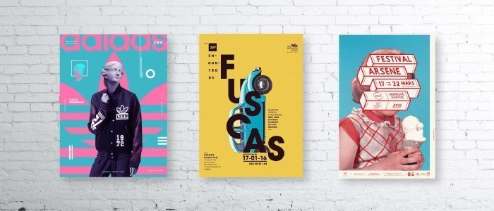 5 Tips for design powerful posters